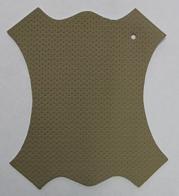 Brandy Perforated Beige